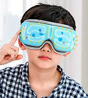 Окуляри масажер для очей дитячі Aerpul AR-2062, фото 2