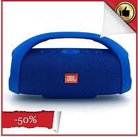 Портативная Bluetooth колонка JBL Boombox 40 Вт Синий