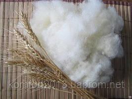 Подушки наполненные натуральной овечьей шерстью.