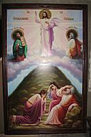 Икона Преображение Господне писаная маслом