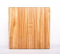 Кухонная доска для рубки, разделки и отбивания мяса из ясеня 35х50х7 см