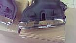 Насадки на выхлопные трубы AMG для Mercedes W222 S65, фото 5