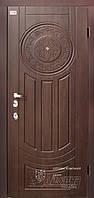 Двери входные ТМ Абвер модель Белисса двухступенчатый гнутый профиль