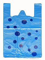 Пакет Майка шарик 29*46 см