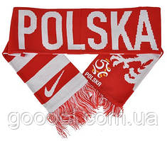 Шарф Nike Poland National Team Scarf