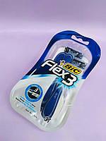 Набор бритв без сменных картриджей BIC Flex 3 3 шт
