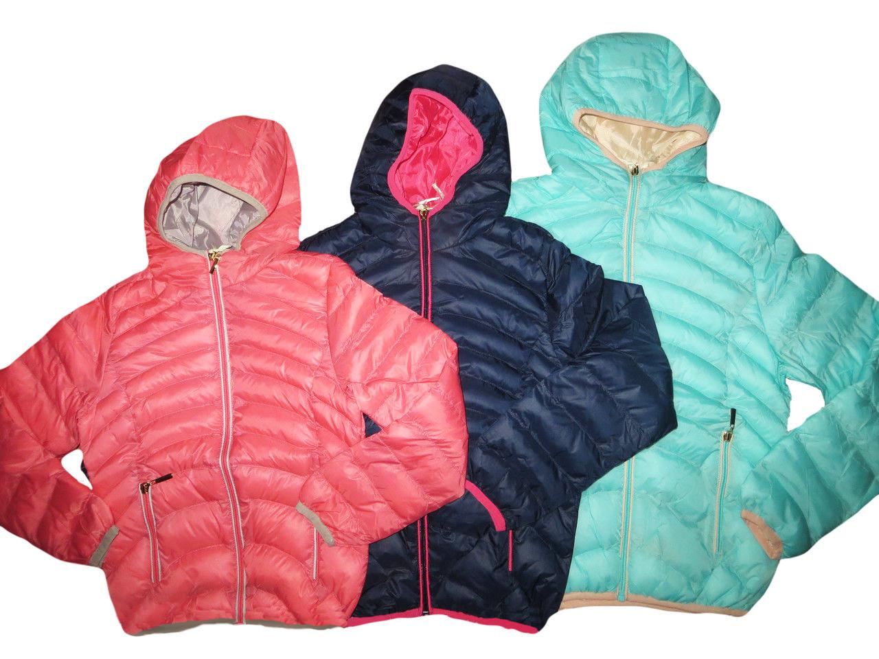 Куртка для девочек на синтепоне, размеры 8-лет, GRACE, арт. G 60332