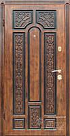 Двери входные ТМ Абвер модель Фабиана Патина