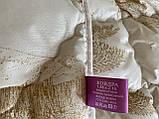 Одеяло на овчине евро размера 200х220 Качественное, теплое зимнее одеяло ODA, фото 5