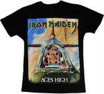 "Рок-футболка Iron Maiden  ""Aces High"""