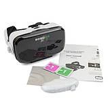 Очки виртуальной реальности с пультом и наушниками VR Box Z4, фото 2