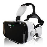 Очки виртуальной реальности с пультом и наушниками VR Box Z4, фото 4
