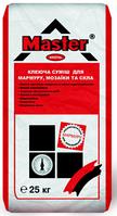 Клей для плитки Master Kristal (Мастер Кристал) 25кг