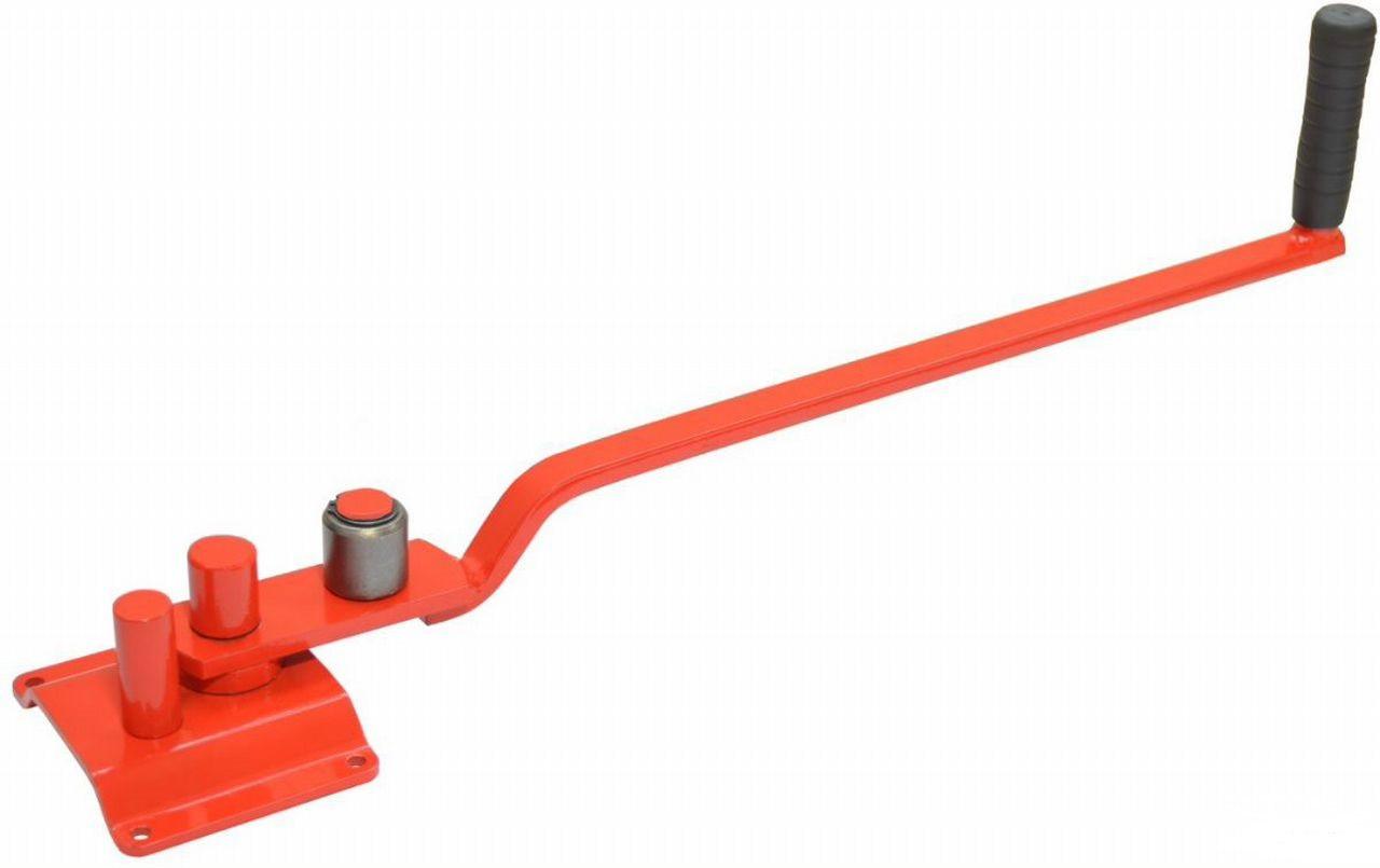 Ручной станок для гибки арматуры, арматурогиб AFACAN 10EB