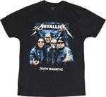 "Футболка Metallica  ""Death Magnetic"" (фото группы), фото 1"