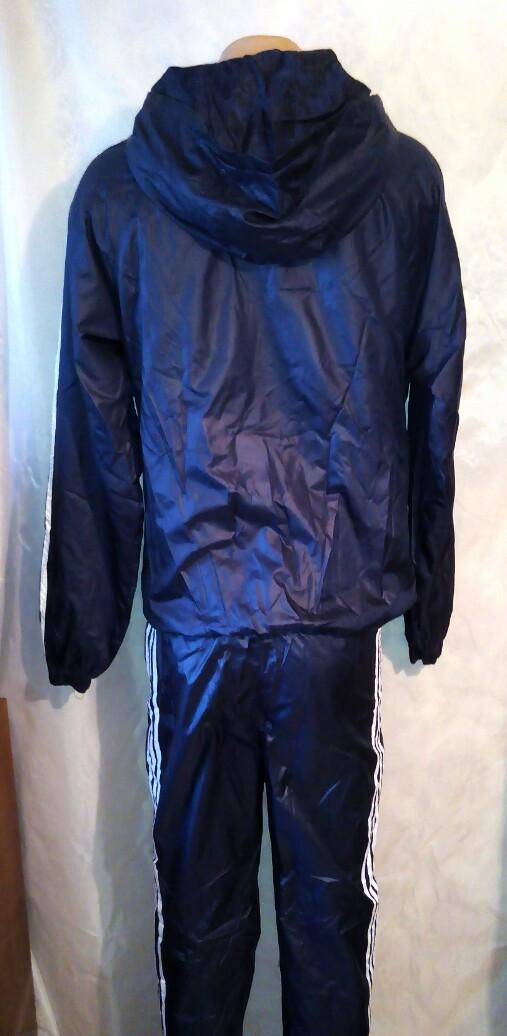 defcb4e5d770 Костюм Адидас мужской плащевка синий цвет, цена 750 грн., купить в  Хмельницком — Prom.ua (ID#227037917)
