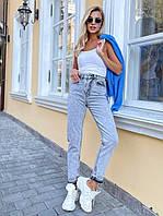 Джинси жіночі модні укорочені Bdv241