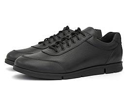 Демисезонные кроссовки кеды повседневные кожаные мужская обувь больших размеров Rosso Avangard Ada Casual BS