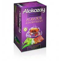 Чай Алокозай Ассорти 25 пакетов