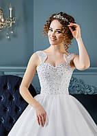 Свадебное платье для невест, которые желают превратиться в настоящих принцесс