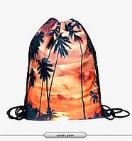 Рюкзак мешок 3D Print Harajuku