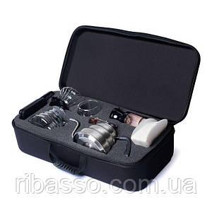 Набір для приготування фільтр кави Decanto 127001 в подарунковому кейсі