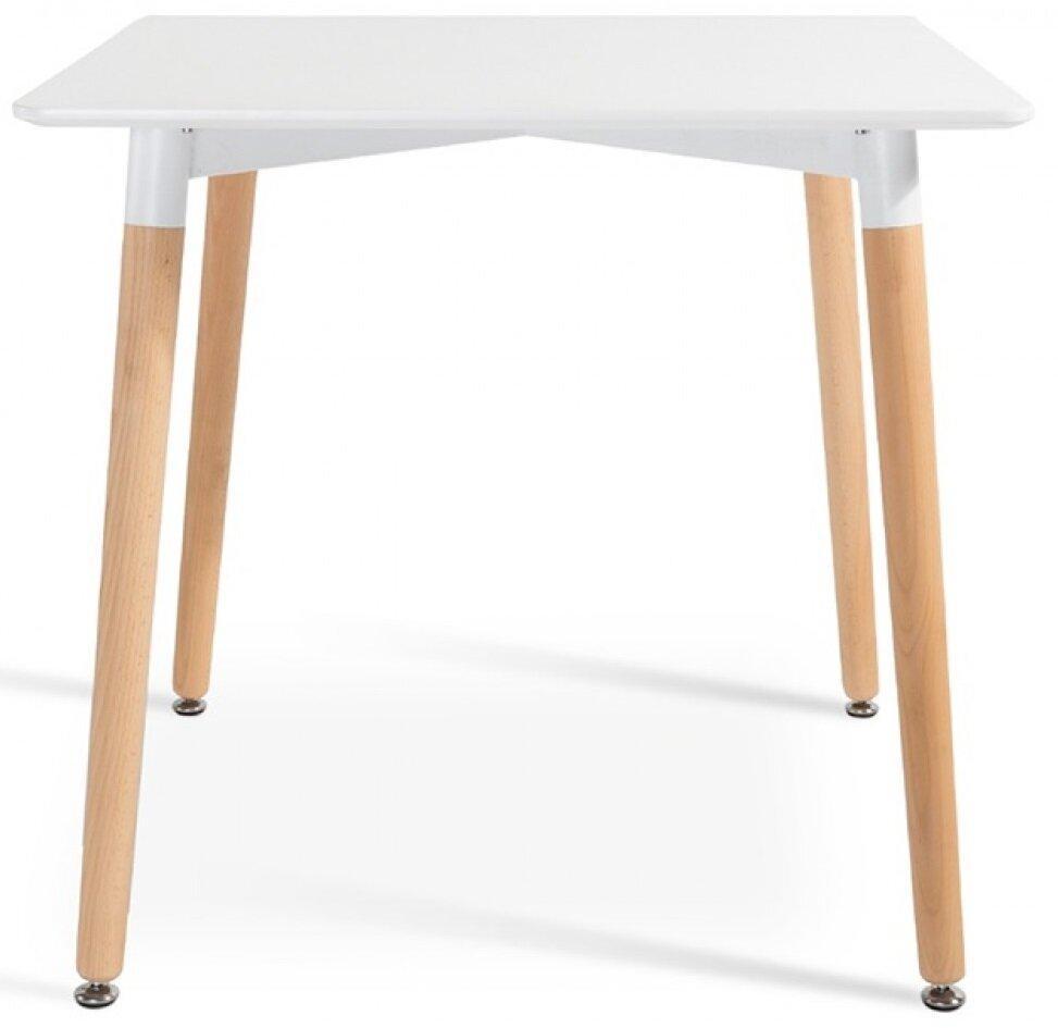 Стол обеденный Bonro В-950-800 белый (41300033)