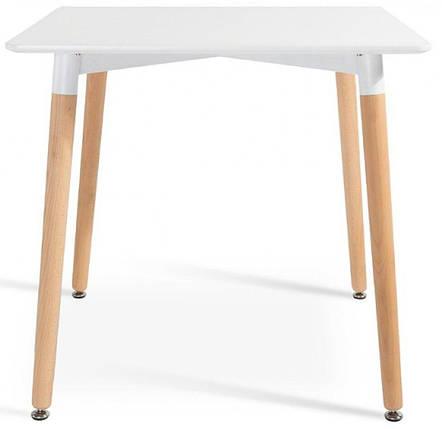 Стол обеденный Bonro В-950-800 белый (41300033), фото 2
