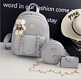 Комплект женский рюкзак+ (4 предмета), фото 8