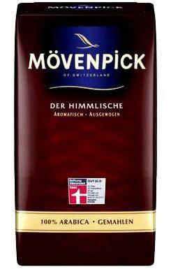 Кофе натуральный молотый  Movenpick Der Himmlische 500гр., фото 2