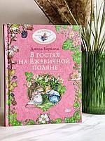 Книга детская. В гостях на Ежевичной поляне. Джилл Барклем