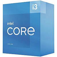 Процесор s1200 Intel Core i3-10105F 3.7-4.4 GHz 4яд. 8пот. 6Mb DDR4 2666 65W BOX новий