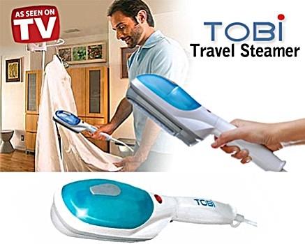 Отпариватель для одежды TOBI Travel Steamer ( щетка паровая Тоби)