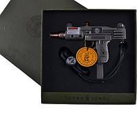 Зажигалка подарочная Автомат Узи №4464