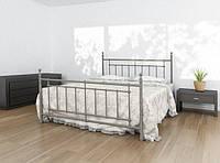 Кровать металлическая Неаполь