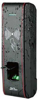 Биометрическая система контроля доступа для улицы ZKTeco TF1600
