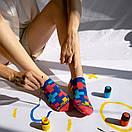 Носки короткие Sammy Icon с разноцветными крестами, фото 3