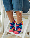 Носки короткие Sammy Icon с разноцветными крестами, фото 5