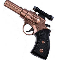 Зажигалка Пистолет с кобурой №4422