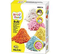 Песок для творчества Angel Sand розовый 0,9 л