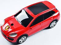 Зажигалка подарочная Porsche Cayenne (Красный) №4425