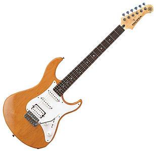 Гітара Yamaha PACIFICA 112J Yellow Natural Satin