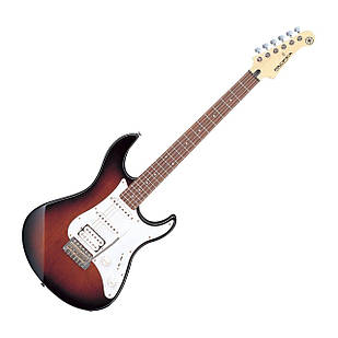 Гітара Yamaha PACIFICA 112J Old Violin Sunburst