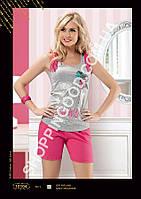 Женская пижама Anit 10104, костюм домашний с шортами