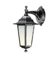Светильник Delux Palace A02 60Вт Е27 черный-серебро