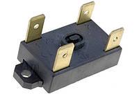 Биметаллический защитный термостат AK33 85.05, NCx2, 85°C, 16A, 250V (BOT-1, ОТВ-100) для Galmet, Elektromet