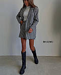 Женский костюм, шерсть, р-р 42-44; 44-46, фото 5
