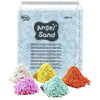 Кинетический песок Angel Sand розовый 2 кг