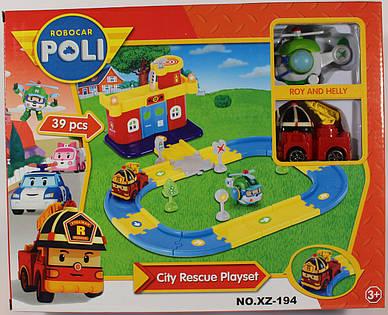 Автотрек Робокар Поли! Robocar Poli! .