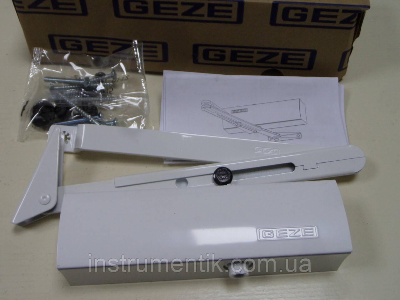 Доводчики GEZE TS 1500